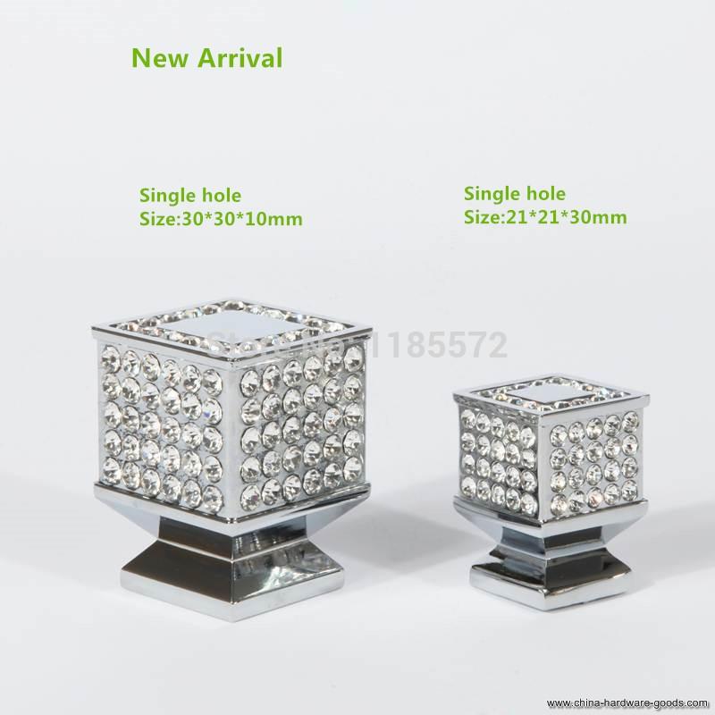 2121mm crystal cabinet knobsdrawer knobsdrawer pulls